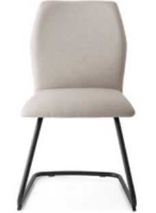 Connubia Hexa Dining Chair with Metal Cantilever Base