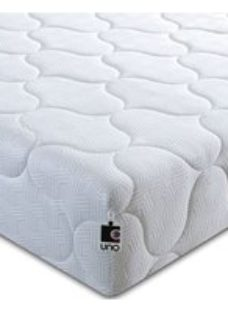 Breasley UNO 1000 Pocket Spring Ortho Deep Mattress - 4ft Small Double