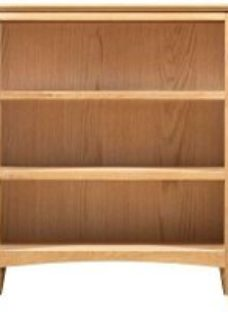 Lowell Natural Oak Small Bookcase