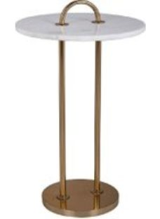 Dexter Marble Side Table