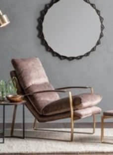 Gallery Direct Fabien Mineral Lounger