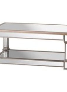 Hill Interiors Belfry Mirrored Coffee Table