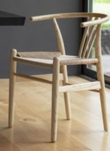 Gallery Whitley Natural Dining Chair (Pair)