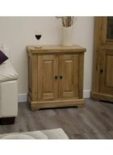 Homestyle GB Deluxe Oak Occasional Printer Table
