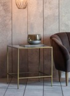 Gallery Rothbury Bronze Side Table