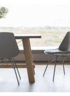 Clearance - Gallery Finchley Grey Dining Chair (Set of 4) - New - E-560